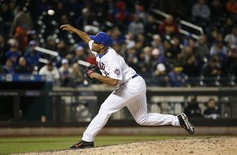 Mets place closer Jeurys Familia on DL