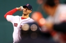 Red Sox vs. Rays lineup: Hanley sits, Chris Young DHs for Rick Porcello