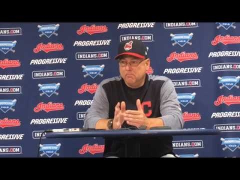 Michael Brantley returns and Abraham Almonte should soon, but there is no timetable yet for Corey Kluber