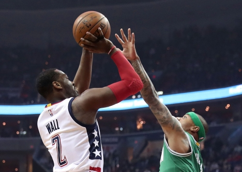 Wall's late 3 leads Wiz past Celtics 92-91, forces Game 7 The Associated Press