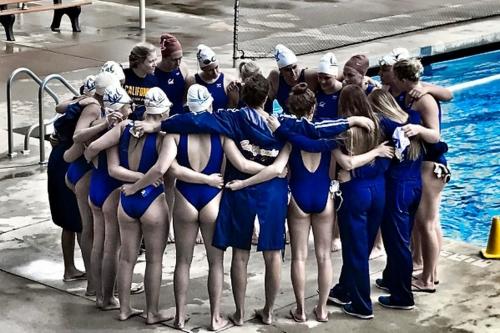 NCAA Women's Water Polo semifinal: Cal vs. UCLA