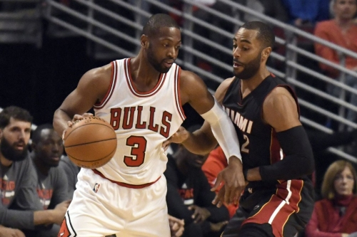 """Can the Heat draft another prize with the """"killer instinct"""" of Dwyane Wade?"""