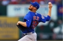 Could Eddie Butler's strong Cub debut be glimpse into rotation future?