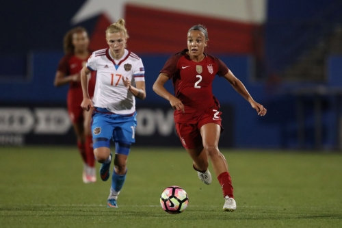 Mallory Pugh signs with NWSL, appears set to join Washington Spirit