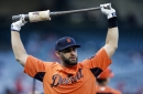 Tigers lineup: J.D. Martinez starting 2nd game in a row vs. Angels