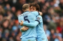 Man City star David Silva pays emotional tribute to Pablo Zabaleta