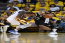 Spurs' Kawhi Leonard re-injures left ankle, done for Game 1 The Associated Press