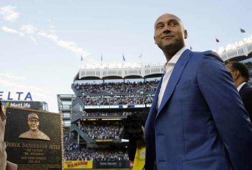 Derek Jeter teammates think he's perfect fit for Marlins