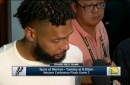 Patty Mills on 'tough loss' in Game 1 against Golden State