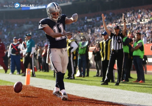 10 things to know about Cowboys WR Cole Beasley, from too much sauce to his kid's birth at the perfect time
