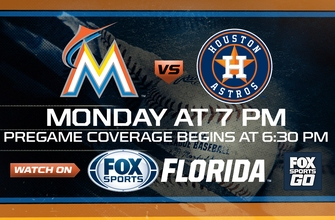 Preview: Marlins close out homestand against MLB-best Astros