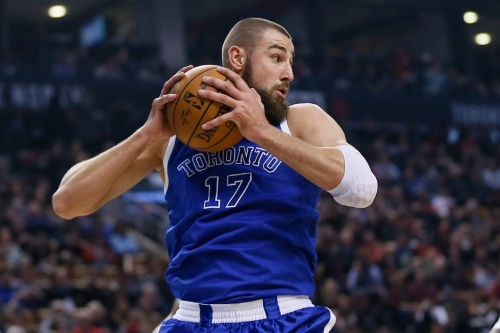 Player Review: The changing landscape for Jonas Valanciunas