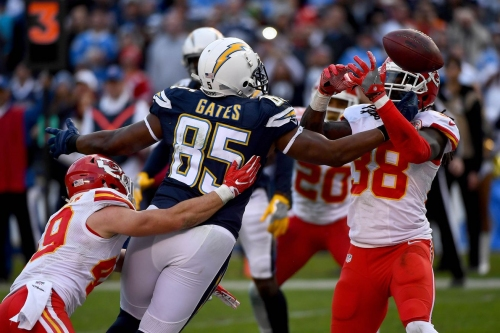 Kansas City Chiefs secondary has been good with or without a pass rush