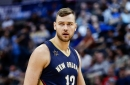 Donatas Motiejunas not planning on a return to the New Orleans Pelicans