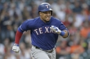 Rangers' Carlos Gomez out 4-6 weeks with hamstring strain