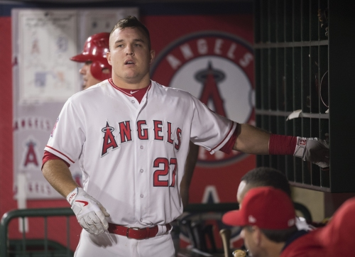 Angels Notes: Mike Trout getting started earlier in at-bats