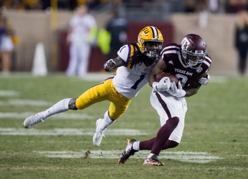 Seattle Seahawks sign Texas A&M's Speedy Noil as an undrafted free agent