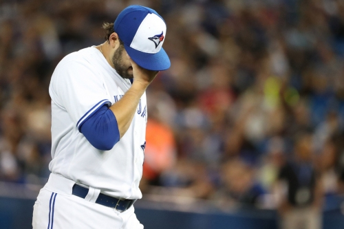 Blue Jays' streak ends, but all's not lost: Griffin