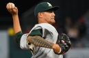 Game #38: A's at Mariners