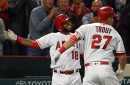 Mike Trout & Kole Calhoun are the one-two of doom, Angels KO White Sox in 5-3 slugfest