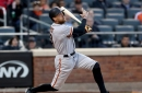 Hunter Pence placed on DL, Mac Williamson recalled