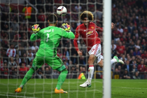 Marouane Fellaini could leave Manchester United for Trabzonspor