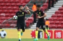 Manchester City squad named for Premier League match against West Bromwich Albion