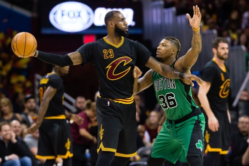 The Celtics have nothing to lose against the Cavaliers