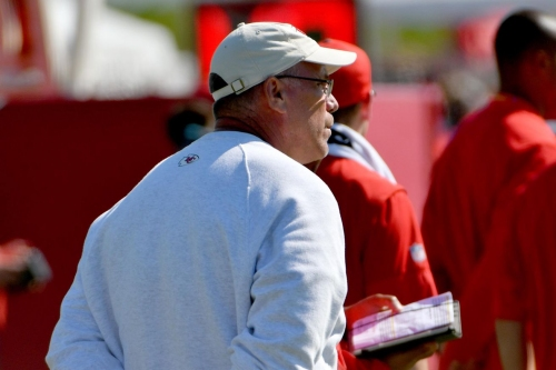 Kansas City Chiefs lose two in the front office