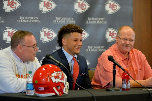 Arrowheadlines: Chiefs front office news, Patrick Mahomes OK after being robbed