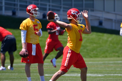 Two Chiefs players will be attending NFLPA rookie premiere