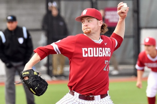 Cougar baseball heads north to get back on track