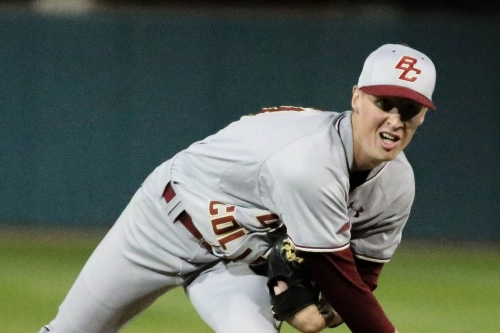 Boston College Baseball Midweek Preview - Maine