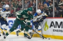 Martin Hanzal was effective in his short time with the Minnesota Wild