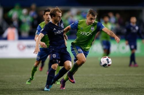 Kickoff: Sporting Kansas City vs. Seattle Sounders FC