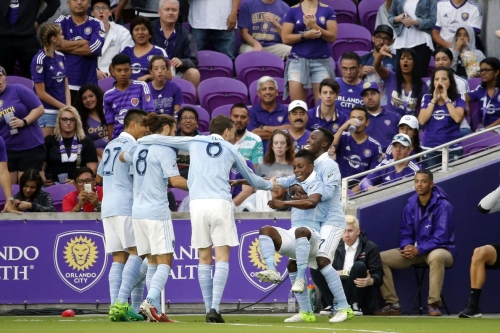 Sporting KC vs. Orlando Match Ratings: A Point Salvaged is a Point Earned