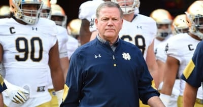 Notre Dame football won't be joining ACC any time soon – or ever