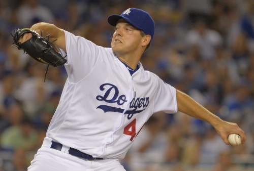 Dodgers send Grant Dayton to minors to make room for Rich Hill