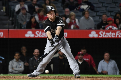 Angels 7, White Sox 6 (11 innings): Was this baseball?