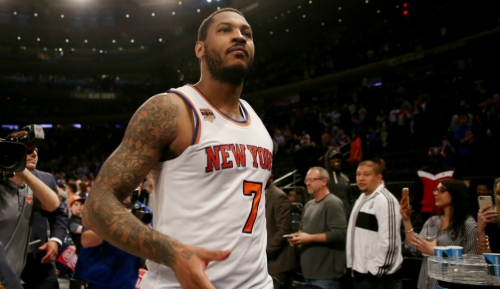 NBA Trade Rumors: Carmelo Anthony To Heat, Justise Winslow & Josh McRoberts To Knicks?