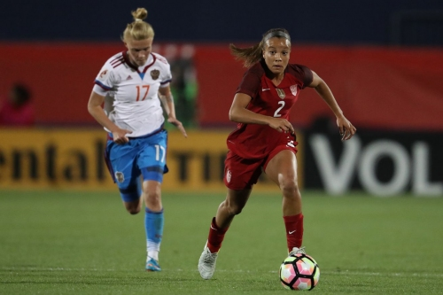 Mallory Pugh introduced at Washington Spirit, Mexico World Cup qualifying roster announced, & more: Freedom Kicks for May 17, 2017