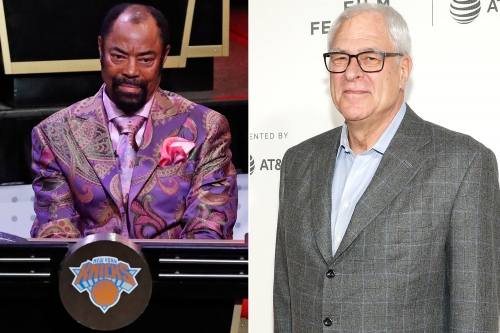 'I'd like to see Melo stay': Clyde Frazier goes off Jackson script