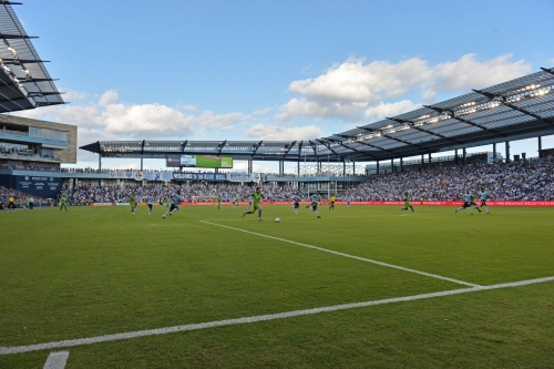 Seattle Sounders at Sporting Kansas City: TV schedule, news, highlights, analysis