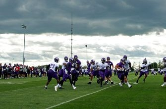 Vikings camp 'logistically possible' at new HQ by 2018