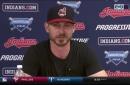 Josh Tomlin: Rays hitters were like 'sharks smelling blood'