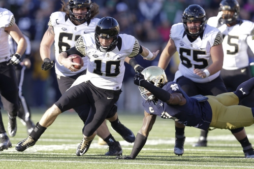 Wake Forest football announces series against Notre Dame, Liberty