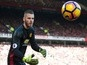 Jose Mourinho confident of fending off interest for David de Gea