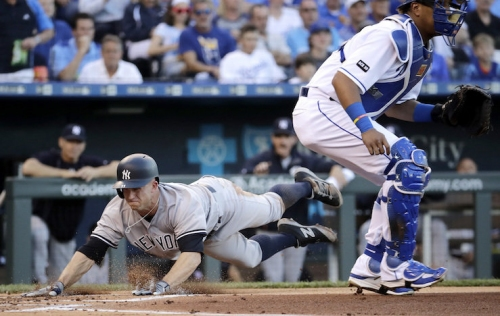 What time, TV, channel is New York Yankees vs. Kansas City Royals (5/18/17)? Live stream, how to watch online