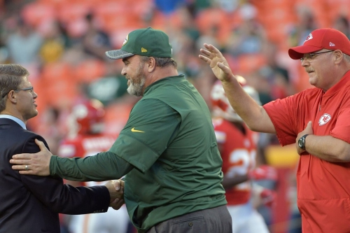 Arrowheadlines: Alex Smith speaks, Chiefs hire from Packers front office