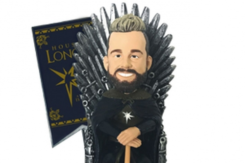 Evan Longoria to be featured in Game of Thrones Bobblehead on July 8th
